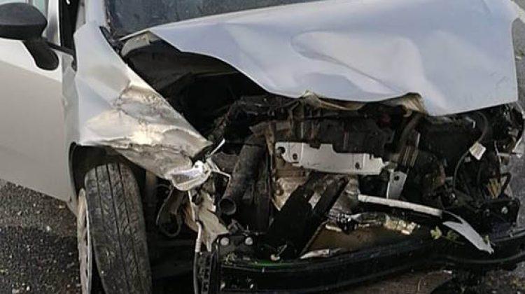 Πατέρας και κόρη τραυματίες σε τροχαίο ατύχημα στην Εθνική Οδό Τρικάλων-Λάρισας