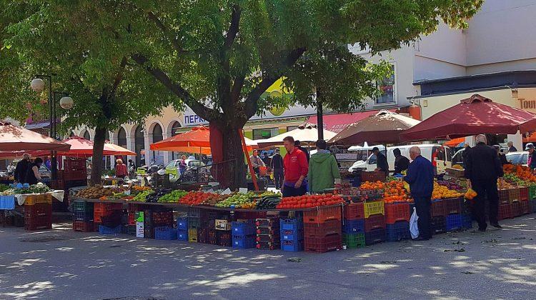 Αύριο στο Δημοτικό Συμβούλιο η μελέτη για τη νέα λαϊκή αγορά στα Τρίκαλα