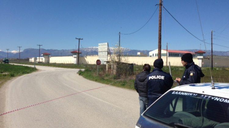 Συμπλοκή με μαχαίρια μεταξύ Αλβανών στις Φυλακές Τρικάλων