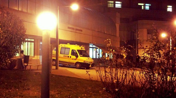 Νεαρός Τρικαλινός μεταφέρθηκε χθες βράδυ στο νοσοκομείο από φίλους του τραυματισμένος από όπλο
