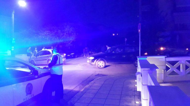 Πυροβολισμοί έπεσαν χθες βράδυ στα Τρίκαλα - Επιχείρηση της αστυνομίας