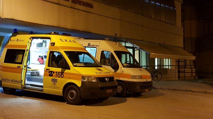 Τραγωδία τα ξημερώματα στα Τρίκαλα: Τροχαίο ατύχημα με έναν 19χρονο νεκρό και 2 τραυματίες