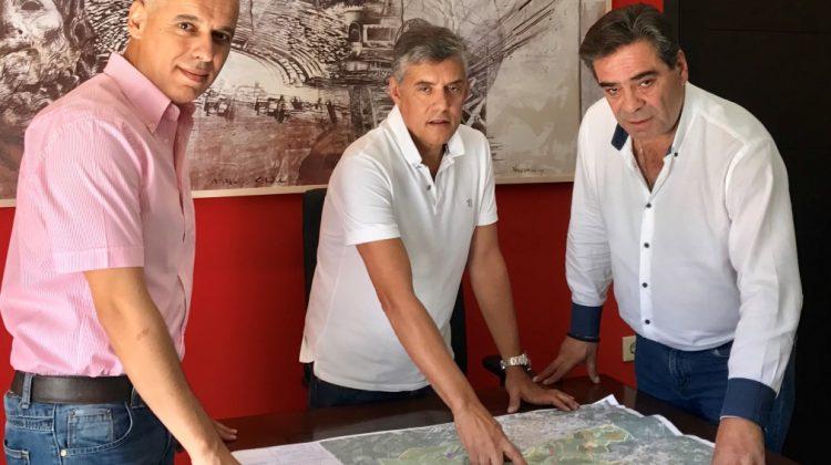 Υλοποιείται ο νέος δρόμος από τη Λάρισα προς τα Τρίκαλα
