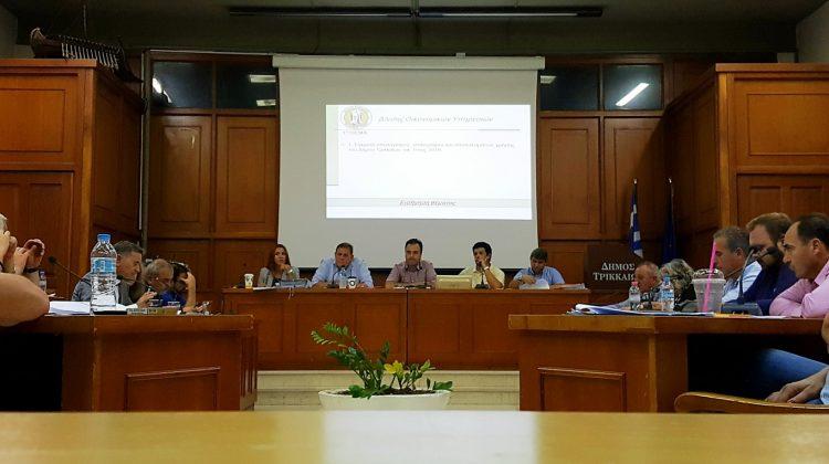 Ο Δήμαρχος Τρικκαίων δηλώνει: «Θα μηδενίσουμε το χρέος του Δήμου»