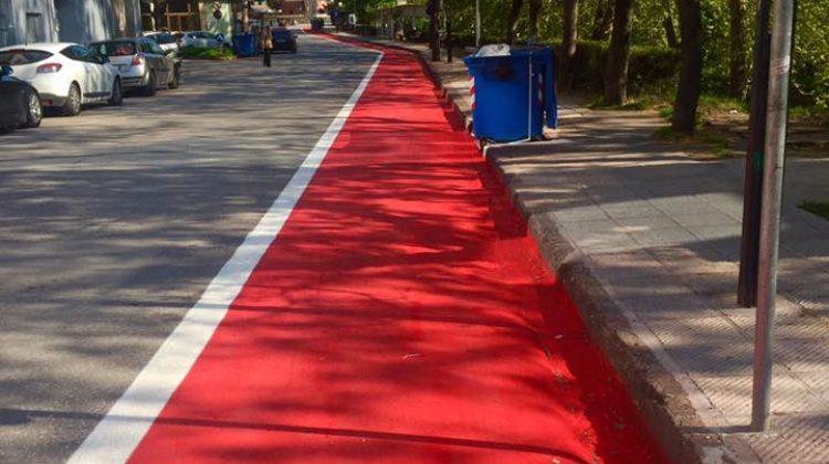 Ένας νέος ποδηλατόδρομος δημιουργείται στην πόλη των Τρικάλων