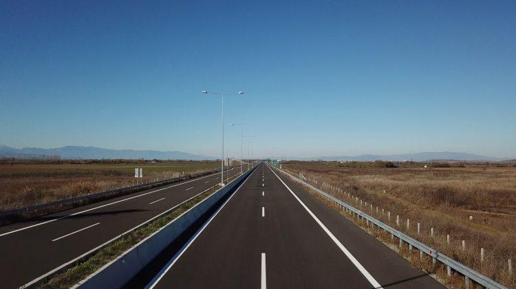 Ξεκινούν τα έργα στο Νότιο και στο Βόρειο τμήμα του Ε-65 εντός του 2018