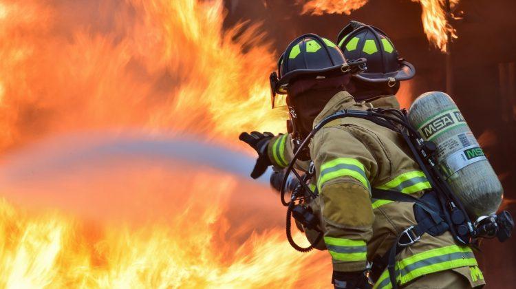 Φωτιά ξέσπασε σε ξενοδοχείο στο Νεραϊδοχώρι Τρικάλων