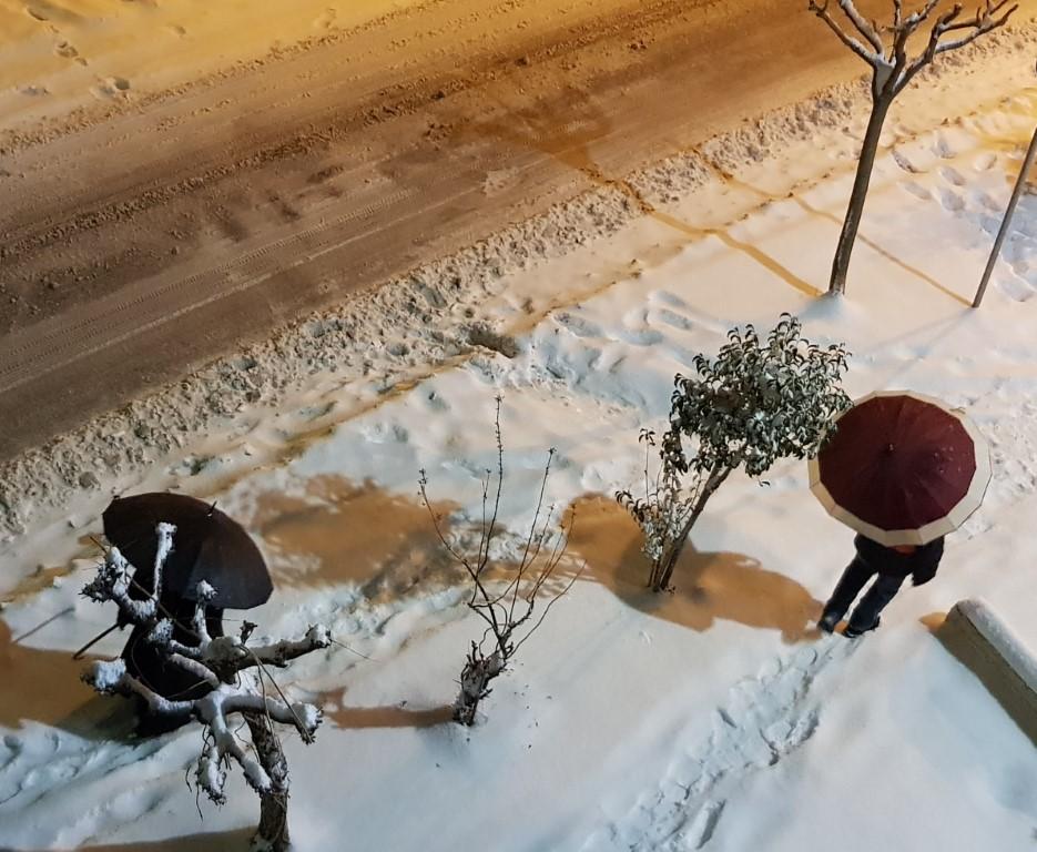 Για χιονοπτώσεις απόψε και το Σάββατο προειδοποιεί η Περιφέρεια Θεσσαλίας – TrikalaVoice